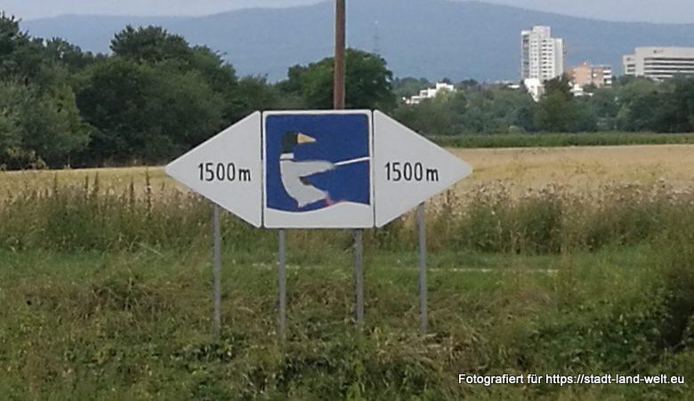 Von Bad Vilbel nach Höchst - Fahrradtour an der Nidda